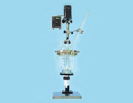 RAT双层玻璃反应釜(1-5L)